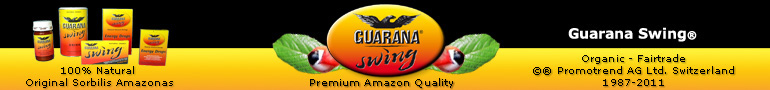 Guarana Swing - Coffein